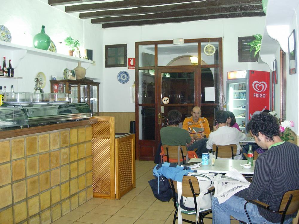 Bar parroquial de Galilea