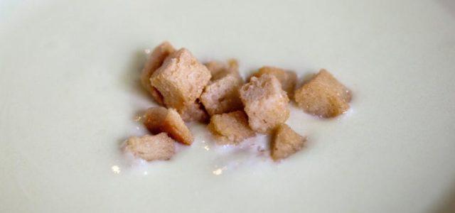 Crema de carabassons amb Thermomix
