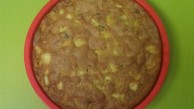 Pastís de poma i xocolates blanca i negra