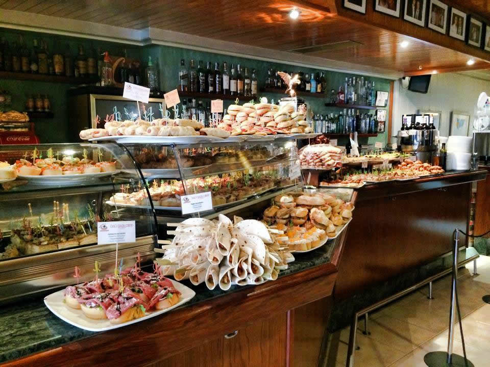Casa Miss Restaurant sa Pobla Mallorca