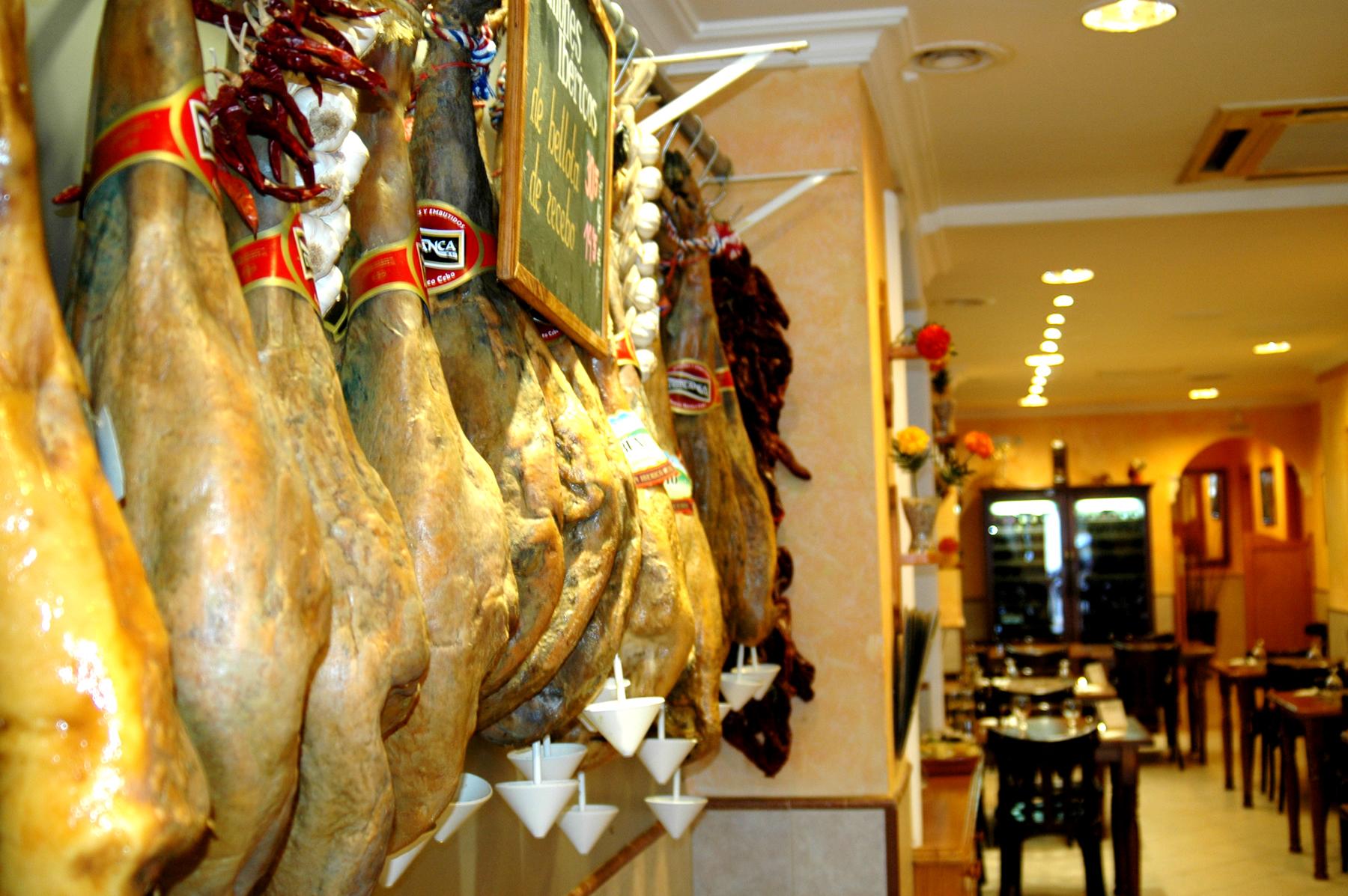 Meson el rocio palma for Andalusian cuisine
