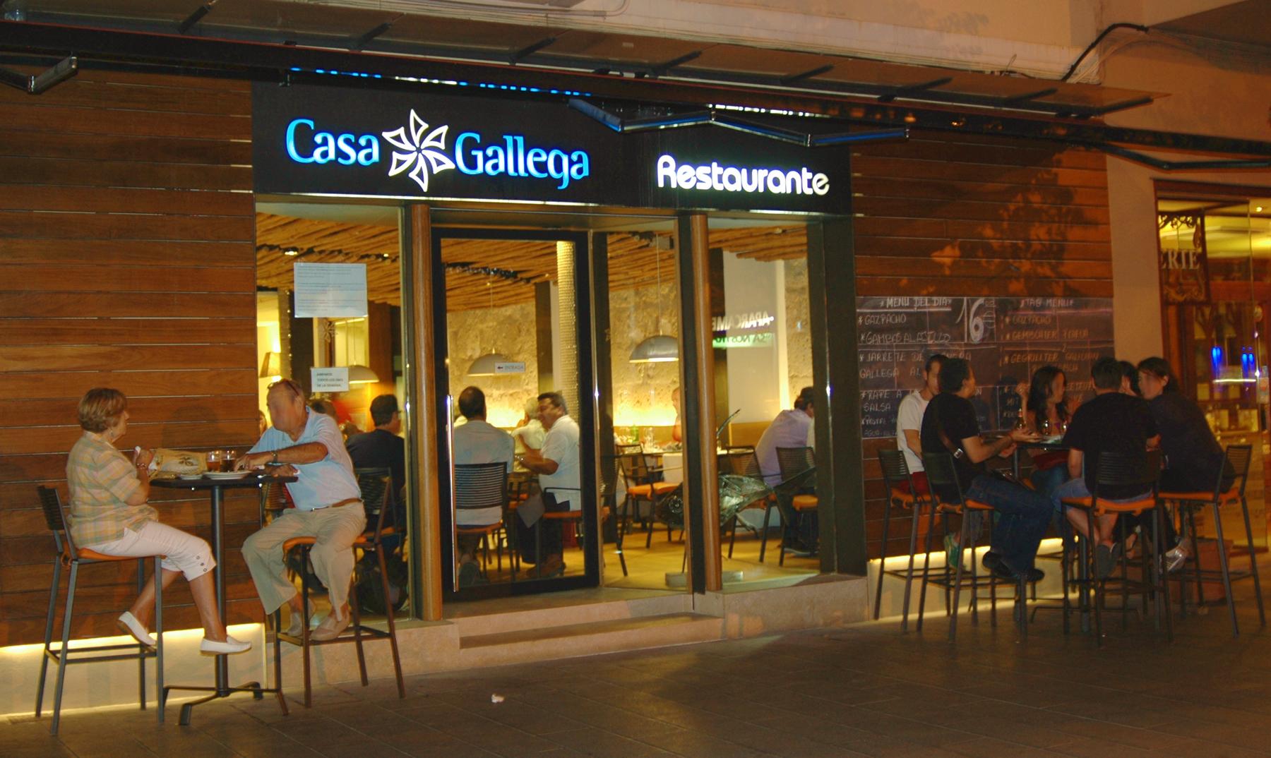 Restaurant casa gallega palma avingudes - La casa gallega palma ...