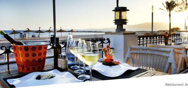 Aqua Restaurant by Richard Nussel [CERRADO]