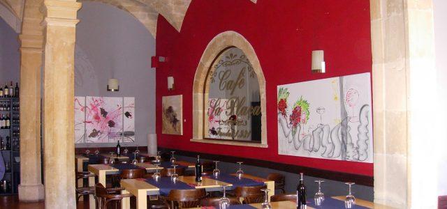Restaurant sa Plaça de Porreres