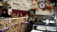 Cafeteria, tapes i vins