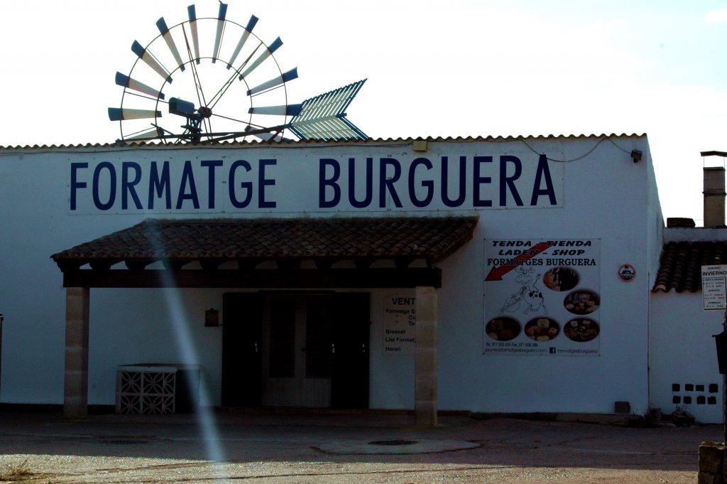 Formatge Burguera, producte de Mallorca