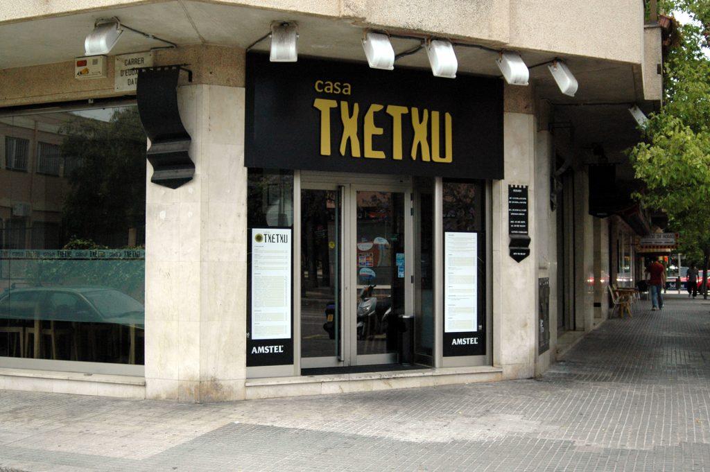 Restaurant Casa Txetxu de Palma