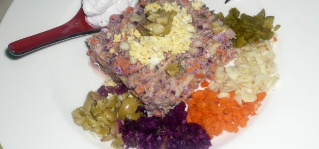 Amanida coleslaw