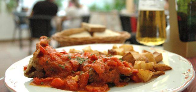 Restaurant Can Jaume. Artà