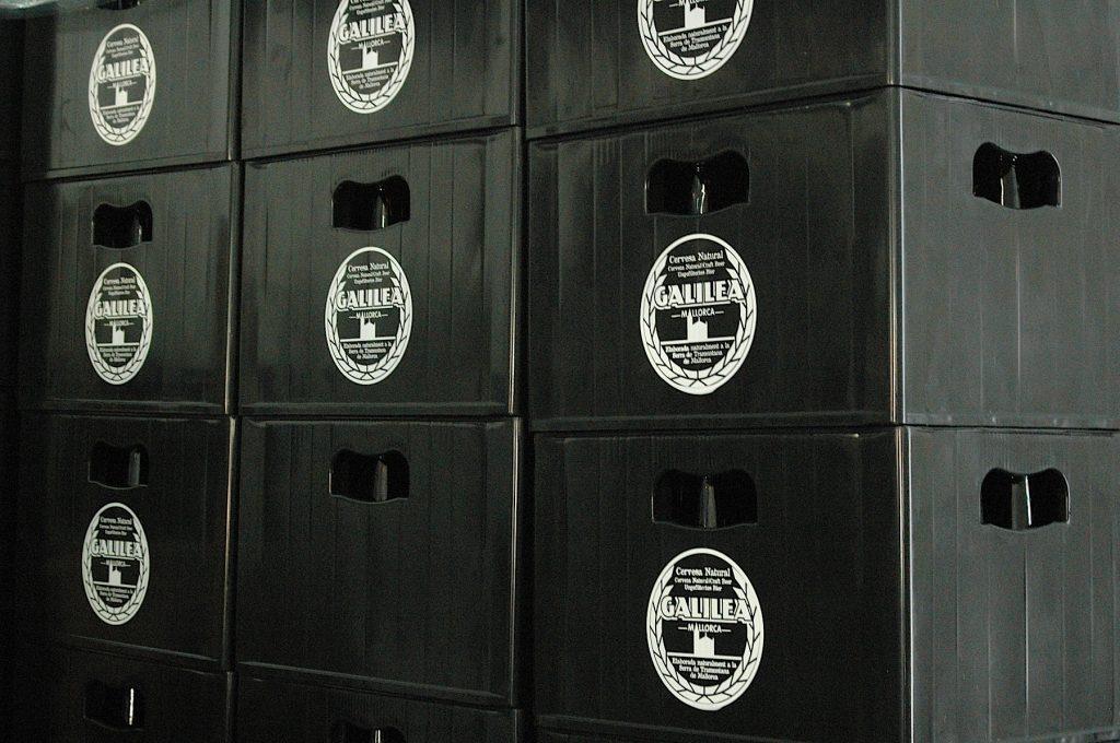 Capses de Cervesa Galilea