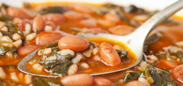 Cuinat de mongetes i arròs