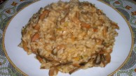 risotto-rovellons