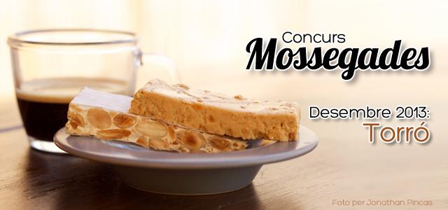 Concurs Mossegades. Desembre 2013