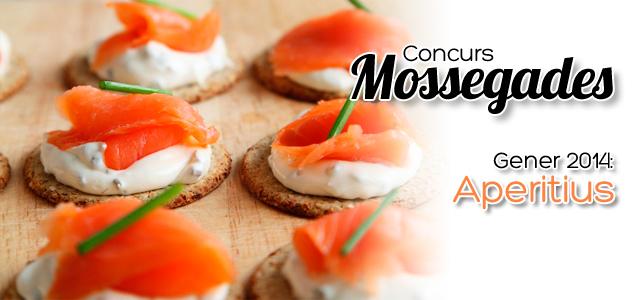 Concurs Mossegades. Gener 2014
