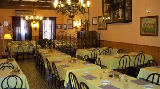 Restaurant Rocafort de Queralt