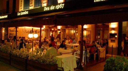 Restaurant La Gamba