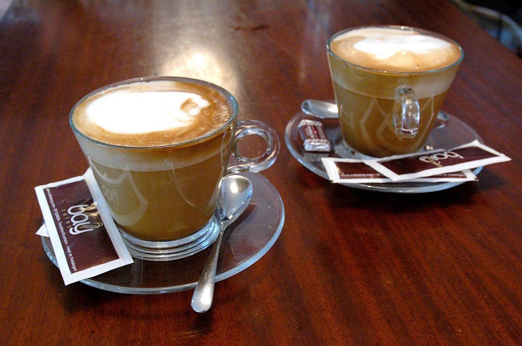 Cafes Bay a es Fasser