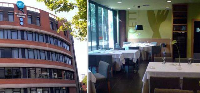 Aula Restaurant Escola CETT