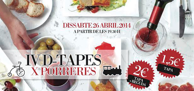 D-Tapes per Porreres 2014