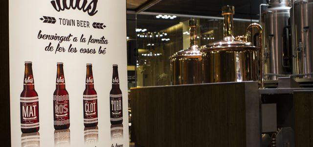 Presentació Cervesera Ilda's Town Beer