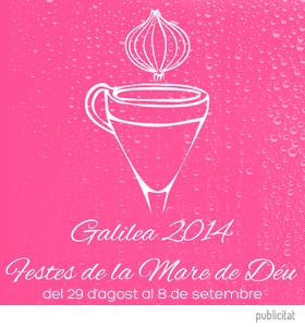 Festes de Galilea 2014