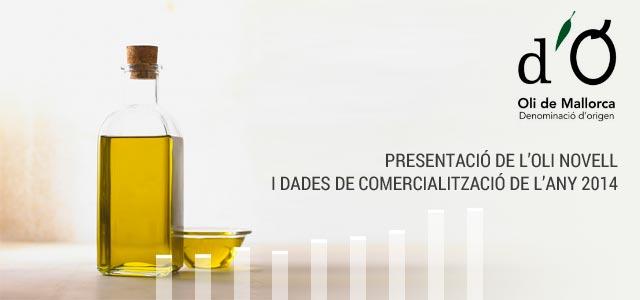 La demanda d'Oli de Mallorca creix un 5%