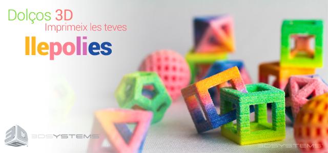 Impressores dolces en 3D