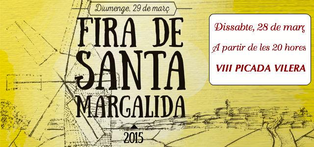 Picada Vilera i Fira Santa Margalida 2015