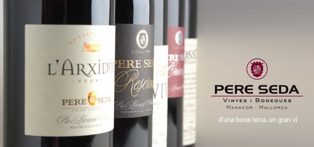 Celler Pere Seda de Manacor: d'una bona terra, un bon vi