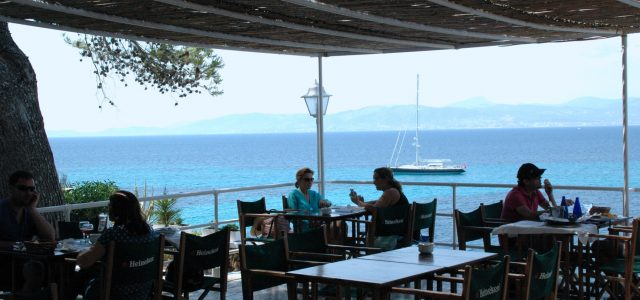 Restaurant Panorámica Playa Cala Blava