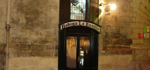 El nou local de la Bodega La Rambla de Palma