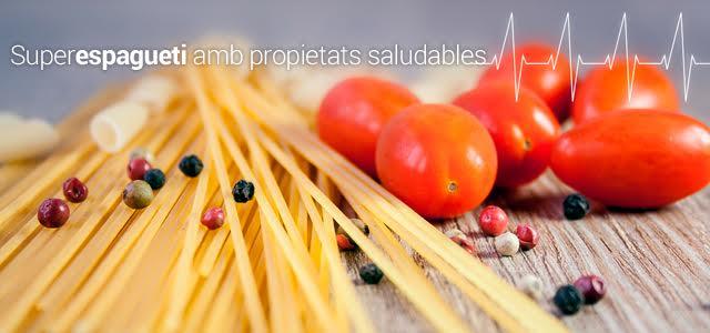 Creen un superespagueti de pasta enriquida