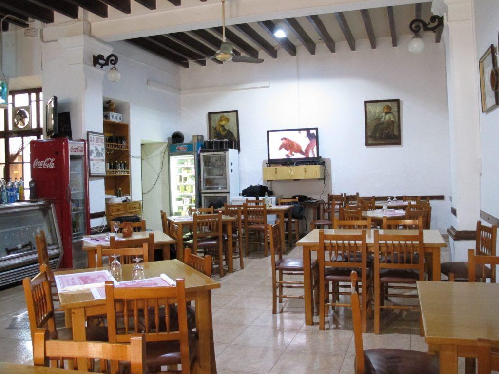 sa Placa Sineu Restaurant