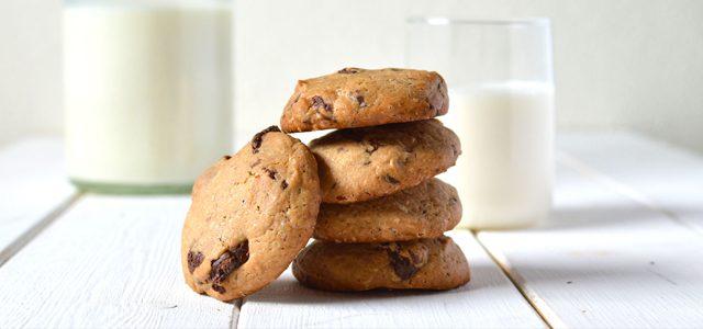 Recepta Cookies amb xocolata