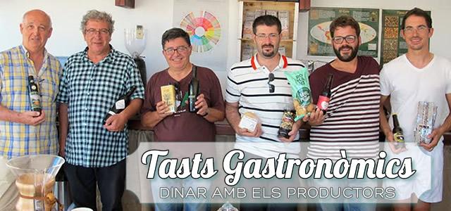 Tast Gastronòmic final amb els productors mallorquins