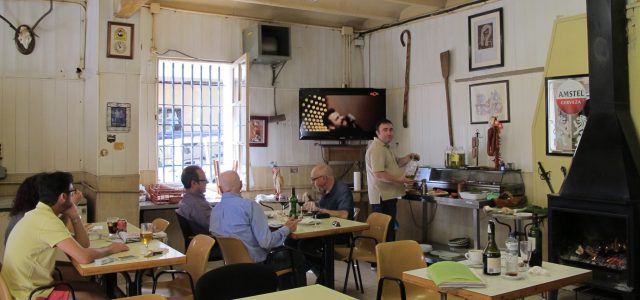 Bar Alberca