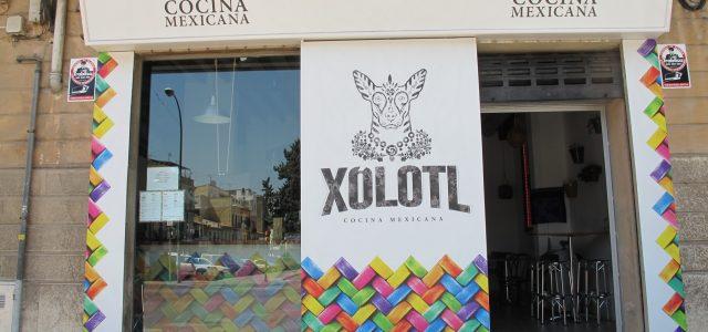 Restaurant mexicà Xólotl