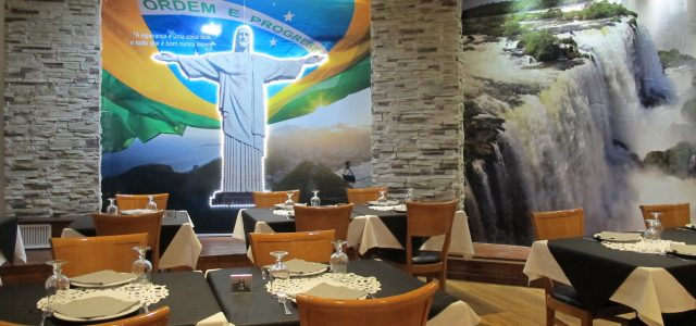 Restaurant Parada do Brasil