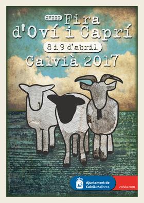 Fira Ovina. Calvià 2017