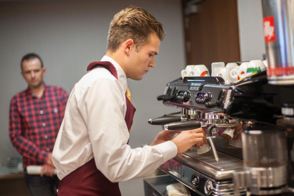 Maestro del Espresso Junior