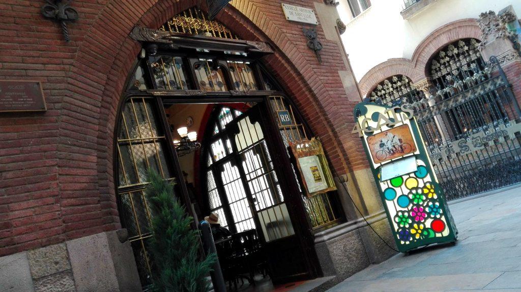 Restaurant Gats Barcelona : Restaurant gats barcelona cuina catalana mediterrÀnea