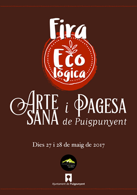 Fira Ecològica Puigpunyent 2017