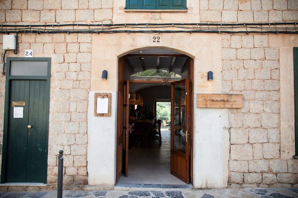 Nama Restaurant Mallorca Deia