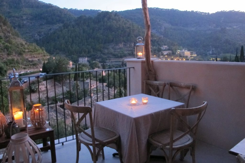 Restaurant Nama Deia Mallorca