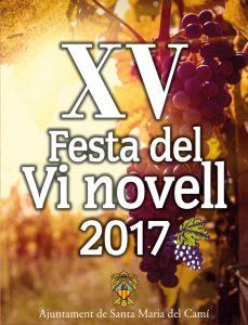 Festa del Vi Novell Santa Maria 2017