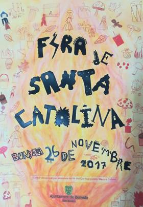 Fira de Santa Catalina. Bunyola 2017