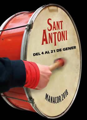 Festes Sant Antoni Manacor 2018