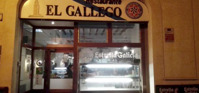 Restaurant el Gallego
