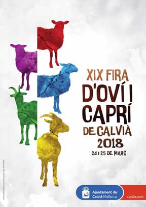 Fira Ovina Calvià 2018