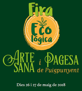 Fira Ecologica de Puigpunyent 2018